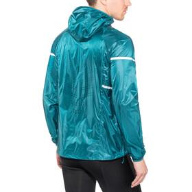 Odlo Zeroweight Light Jacket Men blue coral